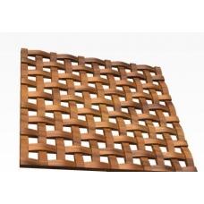 Gratar (grilaj)  din sipci de lemn