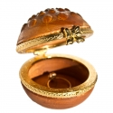 Cutie de bijuterii cu balamale