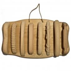 Manere din lemn pentru mobilier