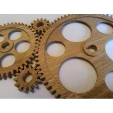 Pinioane din lemn